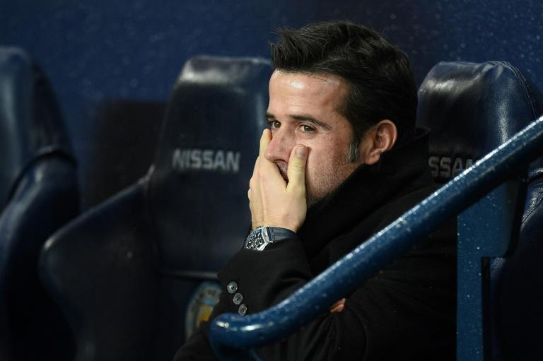 Marco Silva had been Everton's first-choice to take over from Ronald Koeman, and was later sacked by Watford