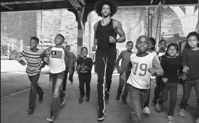 Colin Kaepernick Requested To Only Wear Black Designers For His GQ Cover Shoot
