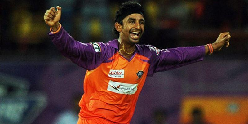 Raiphi Gomez played 11 matches for Kochi Tuskers Kerala