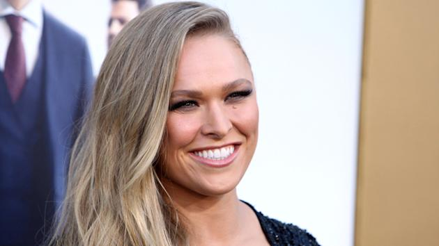 Ronda Rousey Snags Guest Role on NBC's 'Blindspot'