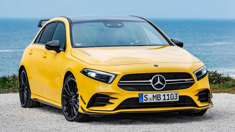 "<p><em><strong>Units registered: 37,608</strong></em></p> <p>The advent of competitive finance deals has brought premium models into the mainstream, and the <a href=""https://uk.motor1.com/mercedes-benz/a-class/"" rel=""nofollow noopener"" target=""_blank"" data-ylk=""slk:A-Class"" class=""link rapid-noclick-resp"">A-Class</a> has been a great beneficiary. But that's no surprise when it comes with the image and technology to justify its place.</p><ul><li><a href=""https://uk.motor1.com/features/379592/uk-best-selling-cars-2019/?utm_campaign=yahoo-feed"" rel=""nofollow noopener"" target=""_blank"" data-ylk=""slk:Britain's best-selling cars of 2019"" class=""link rapid-noclick-resp"">Britain's best-selling cars of 2019</a></li><br></ul>"