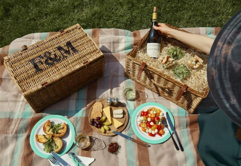 Royal Ascot: Chef Raymond Blanc on packing the ideal picnic for the races