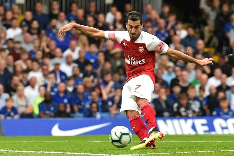 Arsenal's Armenian midfielder Henrikh Mkhitaryan will not travel to Azerbaijan due to political tensions with his homeland
