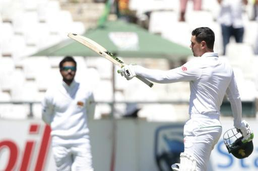 South Africa reach 392 despite 6 wickets for Sri Lanka's Kumara