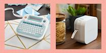 """<p>There's more than one way to keep a space organized, but many pros agree on a key principle: Everything should have a place, and the easiest way to remember that place is to label it. That's where the best label makers come in handy. These gadgets allow you to create neat, uniform tags for things like <a href=""""https://www.thepioneerwoman.com/home-lifestyle/decorating-ideas/g33901854/best-food-storage-containers/"""" rel=""""nofollow noopener"""" target=""""_blank"""" data-ylk=""""slk:food storage containers"""" class=""""link rapid-noclick-resp"""">food storage containers</a>, <a href=""""https://www.thepioneerwoman.com/food-cooking/g32389325/spice-jars/"""" rel=""""nofollow noopener"""" target=""""_blank"""" data-ylk=""""slk:spice jars"""" class=""""link rapid-noclick-resp"""">spice jars</a>, clothing bins, and office supplies. But if you aren't sure about buying such a specific-sounding gadget, rest assured that label makers are more than just organization heroes: You can also use them to make pretty DIY gift tags, address envelopes, scrapbook, and more. Once you own a label maker, you'll constantly find new uses for it! </p><p>The kitchen is one of the toughest spots to keep organized, and Ree Drummond knows firsthand that a little attention to detail can go a long way. When she reorganized her pantry at The Lodge (where she films her Food Network show), she transferred almost everything to clear glass jars and wire bins so she could see what was inside and how much was left. You can take her approach a step further by adding labels to help differentiate similar items and even note important information like expiration dates. Keep scrolling for a guide to the 10 best label makers on the market. (And while you've got decluttering on the brain, check out the <a href=""""https://www.thepioneerwoman.com/home-lifestyle/decorating-ideas/g32345268/pantry-organization-ideas/"""" rel=""""nofollow noopener"""" target=""""_blank"""" data-ylk=""""slk:best pantry organization ideas"""" class=""""link rapid-noclick-resp"""">best pantry organization ideas</a>!"""