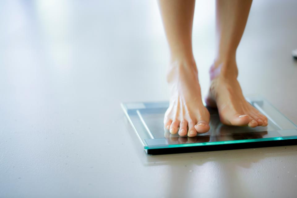 When it comes to your weight, you want a scale that will show you the truth. (Photo: Getty Images)