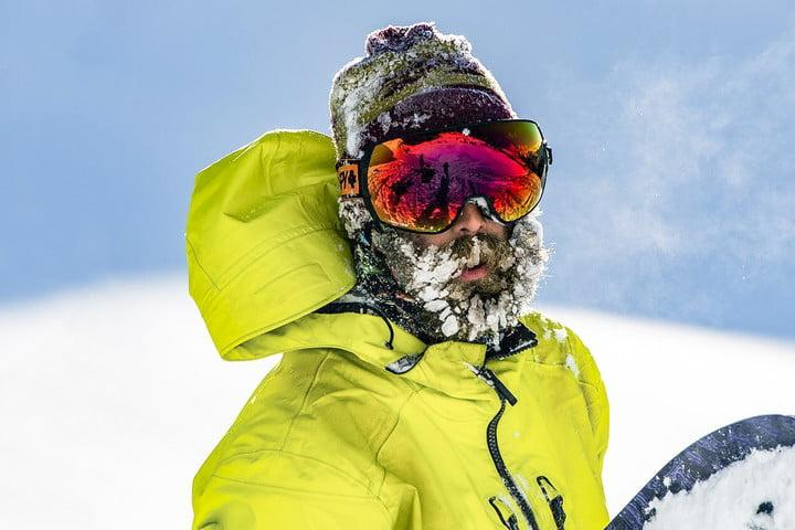 best ski and snowboard goggles spy legacy happy lens lifestyle