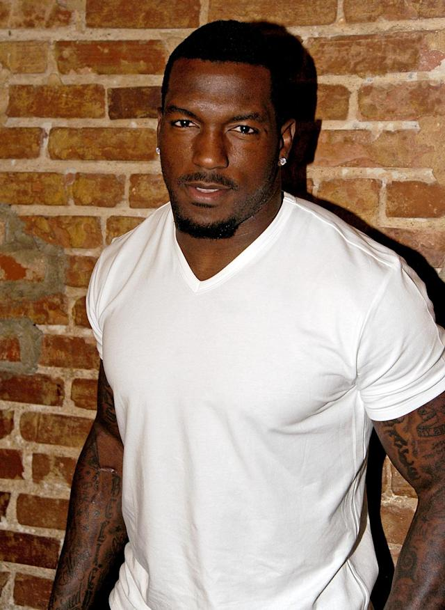 "Patrick Willis attends HBO's Season 3 Premiere Of ""Eastbound And Down"" at Cinespace on February 9, 2012 in Los Angeles, California. (Photo by Jeff Kravitz/FilmMagic)"