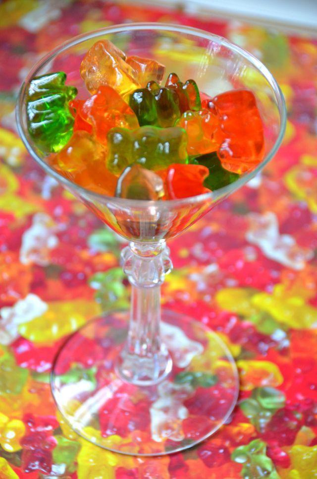 """<p>The one night a year when it's totally appropriate to get drunk on candy.</p><p>Get the recipe from <a href=""""http://isinginthekitchen.com/2013/04/15/drunken-gummy-bears-partying-to-new-music-from-pirate-sons/#like-11997"""" rel=""""nofollow noopener"""" target=""""_blank"""" data-ylk=""""slk:I Sing In The Kitchen"""" class=""""link rapid-noclick-resp"""">I Sing In The Kitchen</a>.</p>"""