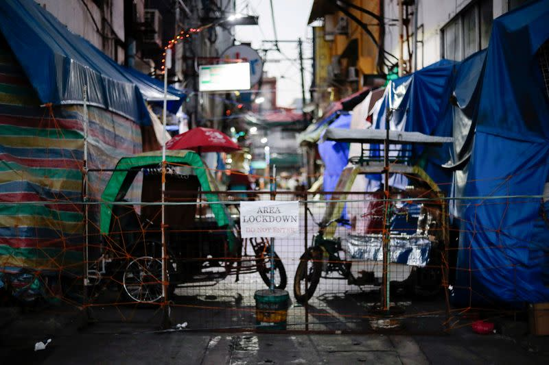Philippines coronavirus testing to be stepped up soon - WHO