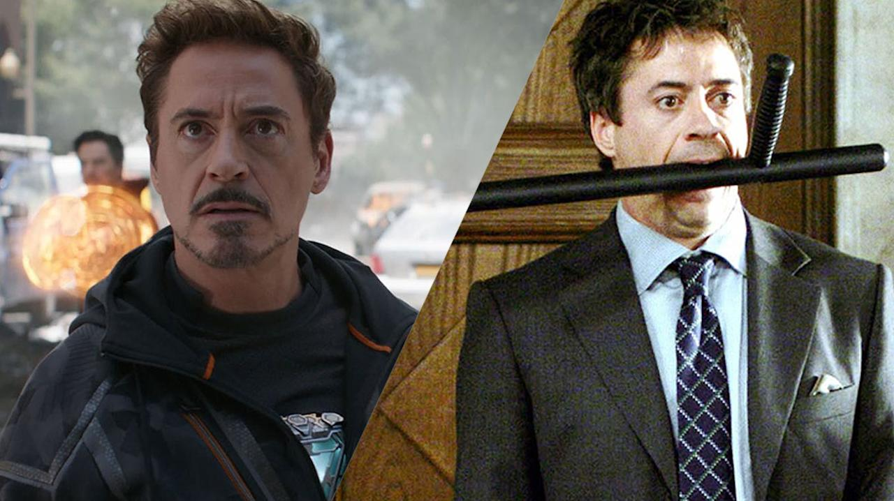 <p>The MVP of every single Marvel film, Downey Jr was considered a risk when he was cast in the first <em>Iron Man</em> movie. Possibly because the MCU executives had seen Disney's <em>The Shaggy Dog</em>, a comedy in which Tim Allen turns into a dog. <em>Civil War</em>, it isn't. </p>