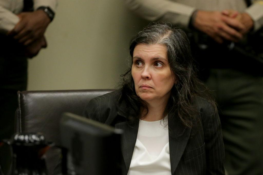 Louise Anna Turpin in court last week (Picture: Getty)