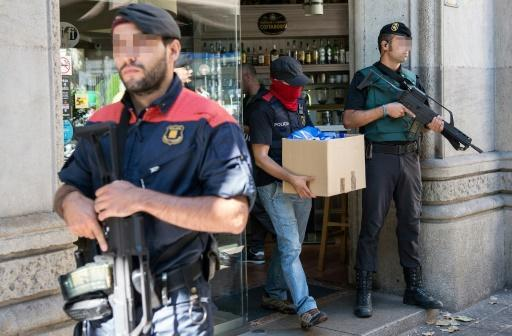Anti-mafia raids lead to 24 arrests in Spain, Italy, Germany