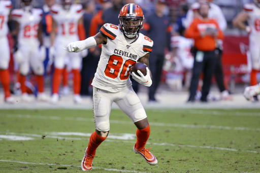 Browns expect Jarvis Landry to be ready for season after hip surgery