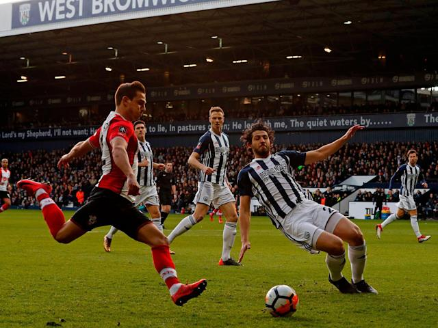 FA Cup - LIVE: West Brom vs Southampton and Brighton vs Coventry