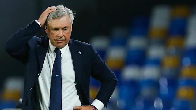 The Italian tactician responded to reports of discontent among his squad following another defeat