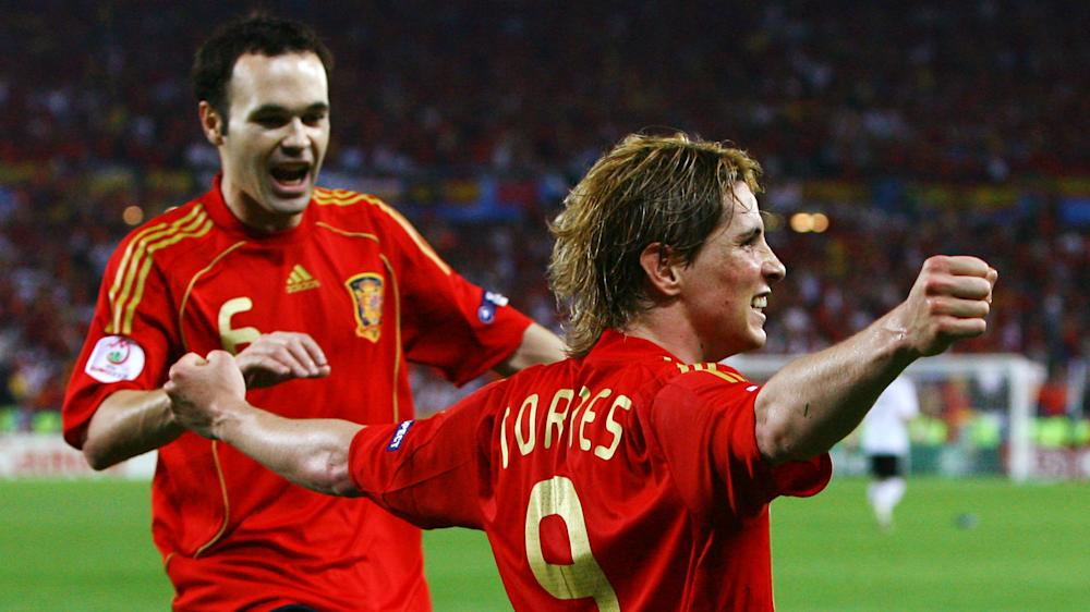 HD Fernando Torres Spain Euro 2008