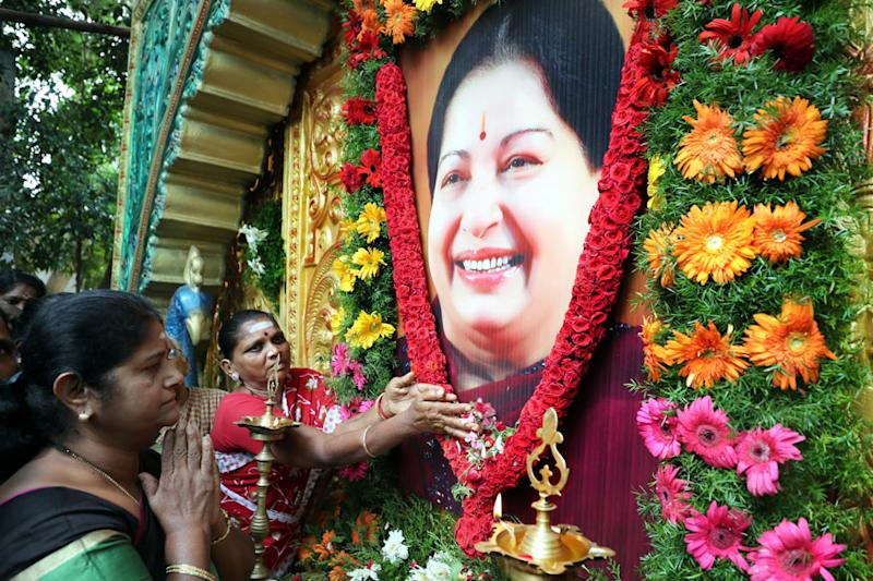 The Iron Lady: First Look of Film on J Jayalalithaa Revealed