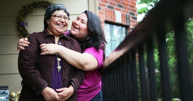 Greisa Martinez Rosas and her mom Elia, who died of cancer in 2018. (Photo: United We Dream)