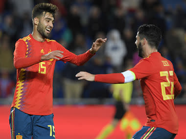 International friendlies: Spain bounce back from Nations League disappointment with lacklustre win over Bosnia