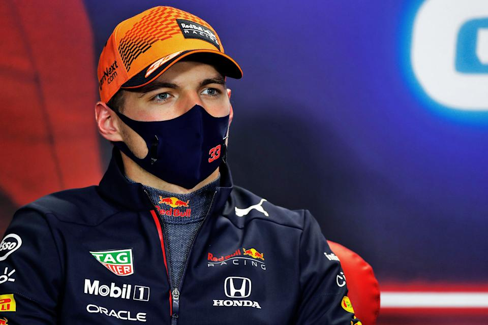Max Verstappen has responded to Nico Rosberg (Getty)