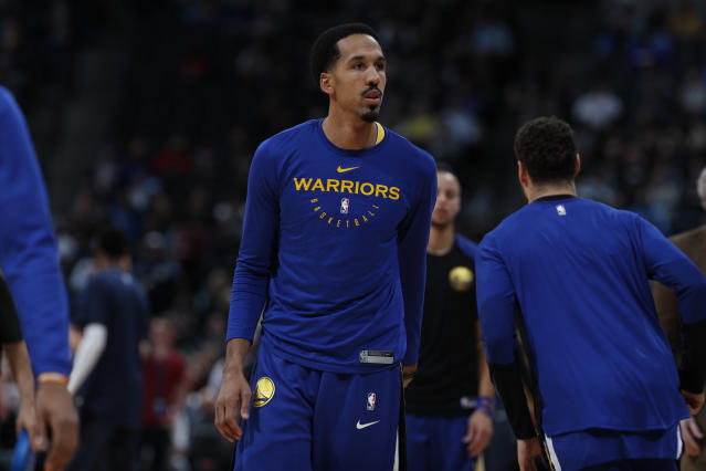 Shaun Livingston (AP Photo/David Zalubowski)