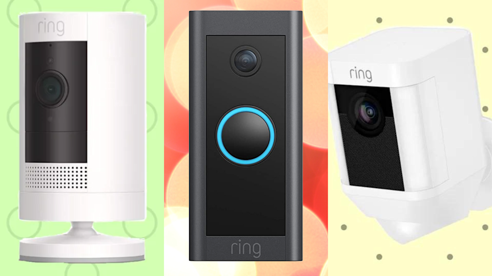 For Prime Day, you can get the lowest price ever on the latest Ring Video Doorbell at Amazon. (Photo: Amazon)