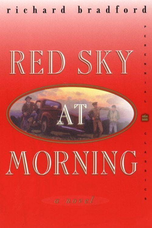 """<p><strong><em>Red Sky at Morning</em> by Richard Bradford </strong></p><p>$13.99 <a class=""""link rapid-noclick-resp"""" href=""""https://www.amazon.com/Red-Sky-Morning-Perennial-Classics/dp/0060931906/ref=sr_1_1?tag=syn-yahoo-20&ascsubtag=%5Bartid%7C10063.g.34149860%5Bsrc%7Cyahoo-us"""" rel=""""nofollow noopener"""" target=""""_blank"""" data-ylk=""""slk:BUY NOW"""">BUY NOW</a> </p><p>As Josh Arnold relocates with his family from Alabama to New Mexico during the second world war, his life changes. Now the head of the household while his father is off in the navy, Josh is is faced to take the leftover responsibility in this coming-of-age story.</p>"""