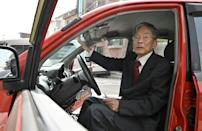 Han Min-hong successfully tested his self-driving car in 1993 -- a decade before Elon Musk even founded Tesla