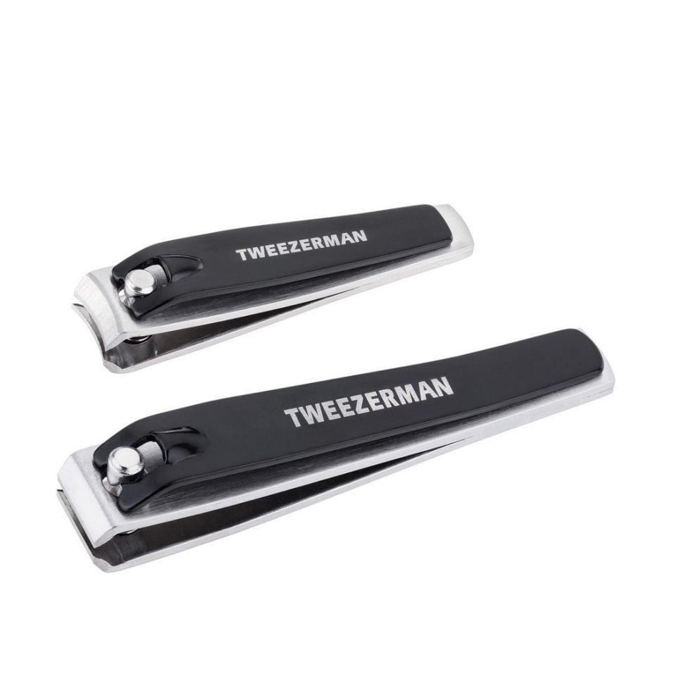 <p>Start by using nail clippers to cut the broken nail if possible, getting it as close to the tip of the finger or toe as you can. We recommend the <span>Tweezerman Stainless Steel Nail Clippers</span> ($11).</p>