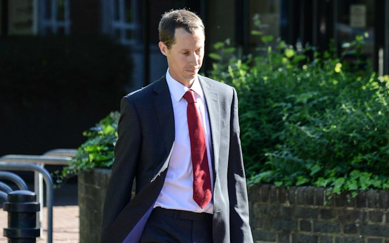 The geography teacher was cleared of repeatedly raping a pupil at an £18,000 a year public school. - Central News