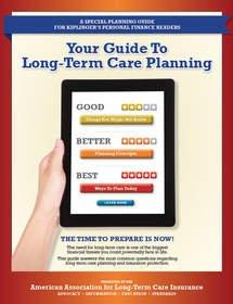 """""""Good Better Best"""" Long Term Care Insurance Approach Ideal for Consumers"""