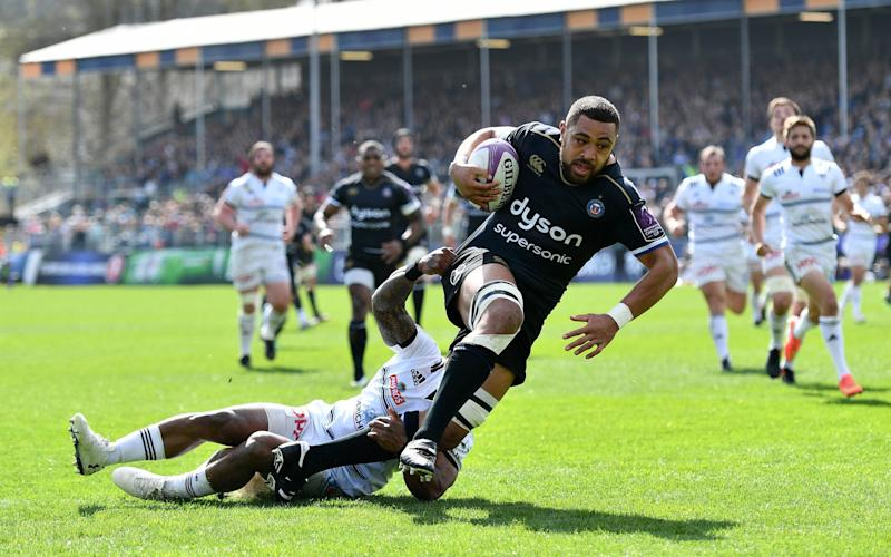 Taulupe Faletau - Credit: GETTY IMAGES