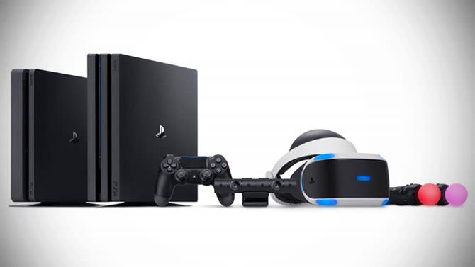 PS4 : 70,6 millions de consoles vendues et le PlayStation VR en forme