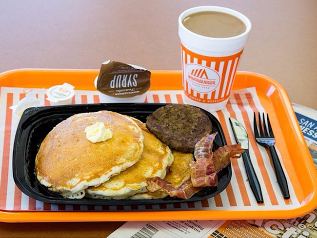 A National Egg Shortage Is Threatening Fast Food Breakfast