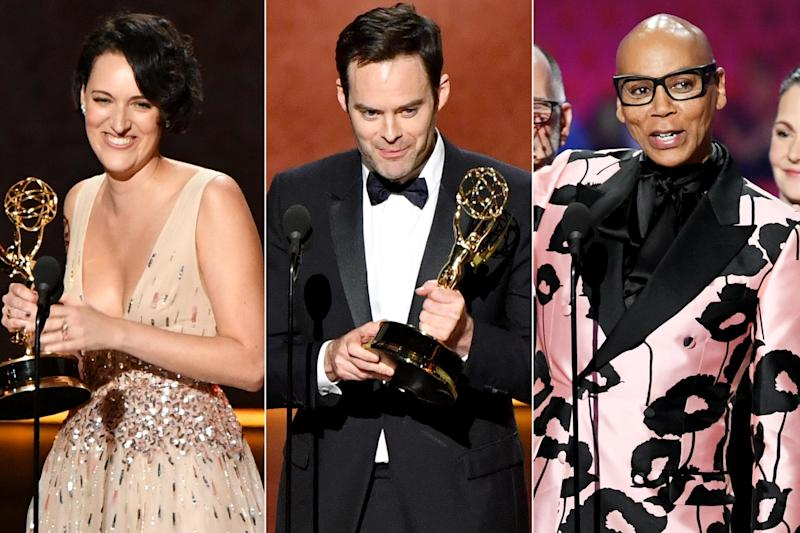 Emmy Awards 2019: See the complete list of winners