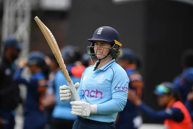 England's Tammy Beaumont will be looking to shine in The Hundred