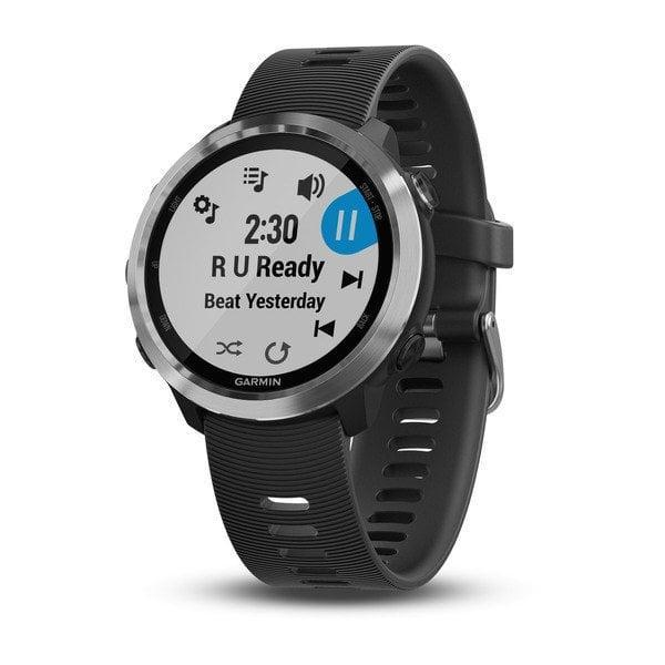 """<p>If you're getting serious about running, the <span>Garmin Forerunner 645 Music</span> ($267, originally $450) is a great investment for tracking your runs.</p> <p>""""This watch is both extremely pricey and life-changing. My boyfriend gifted this to me on my birthday almost two years ago as I prepared for my first ultramarathon, and I've worn it for basically every run since. Using a Garmin allows you to get the kind of specific pace, cadence, heart rate, and splits data you can nerd out on and use to level up your training. But the ability to download my Spotify playlists directly to my watch is hands down my favorite thing about this model. It gives me the ability to leave my phone at home and head out to train with nothing weighing me down but some AirPods and a key to my front door."""" - LM</p>"""