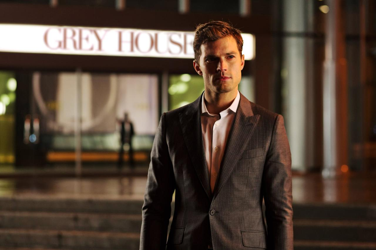 """<p>The <strong>Sons of Anarchy</strong> star was initially announced to star in the much-hyped <strong>Fifty Shades</strong> adaptation, but dropped out before filming began, with the role of Christian Grey eventually going to Jamie Dornan. Ultimately, <strong>Variety</strong> reported, <a href=""""http://variety.com/2015/film/news/charlie-hunnam-fifty-shades-of-grey-exit-1201592627/"""" target=""""_blank"""" class=""""ga-track"""" data-ga-category=""""internal click"""" data-ga-label=""""http://variety.com/2015/film/news/charlie-hunnam-fifty-shades-of-grey-exit-1201592627/"""" data-ga-action=""""body text link"""">it was scheduling conflicts</a> that led Hunnam to drop out.</p> <p>""""I'd given Guillermo [del Toro] my word, over a year before, that I was going to do [<strong>Crimson Peak</strong>],"""" he explained to <strong>V Man</strong> magazine. """"People were saying, 'Are you crazy? Guillermo still has got four months to recast, it's the fourth lead, you can go and do this [instead].' I said, 'I can't. He's my friend, I've done a film with him, I gave him my word.'""""</p>"""