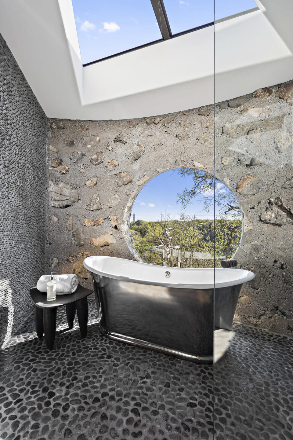 <p>This silvery-space might become your new favorite place to retreat.</p>