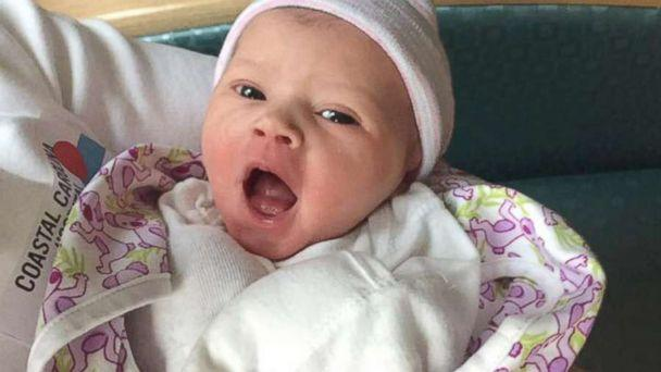 PHOTO: Carter Louise Settle is the first girl born to the family in 137 years. (Courtesy of Kelen and Will Settle)