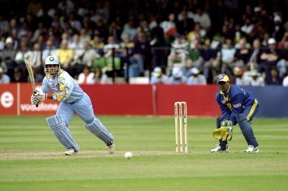 Saurav Ganguly's 183 still stands as the highest individual score in a World Cup for India.