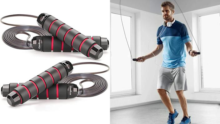 Best health and fitness gifts 2021: GoxRunx jump rope