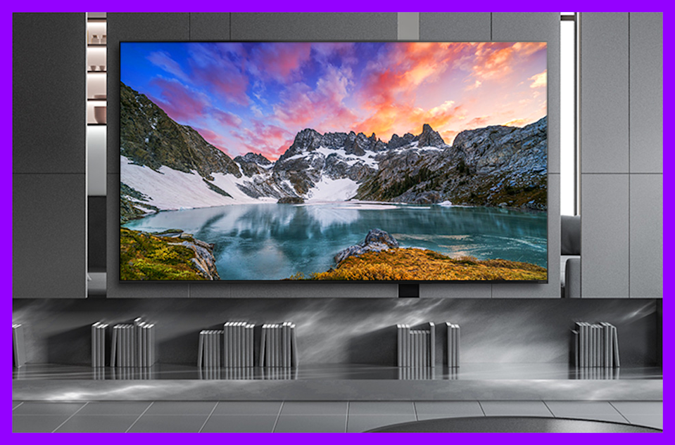 This LG 65-inch Class 4K Ultra HD NanoCell Smart TV will steal the show. (Photo: Walmart)