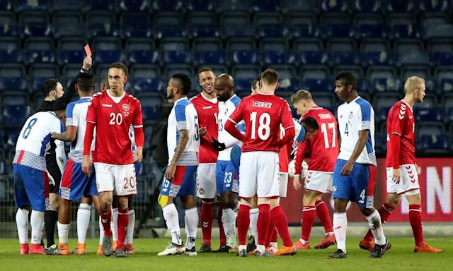 Panama's tough approach in Denmark loss gives England food for thought