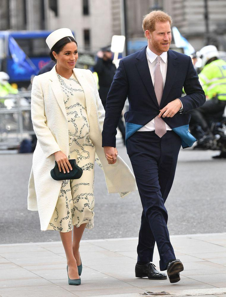 Meghan Markle and Prince Harry | Tim Rooke/REX/Shutterstock