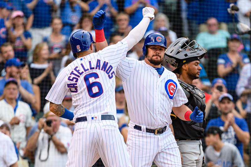 The Cubs are now two games back in the NL Central. (Daniel Bartel-USA TODAY Sports)