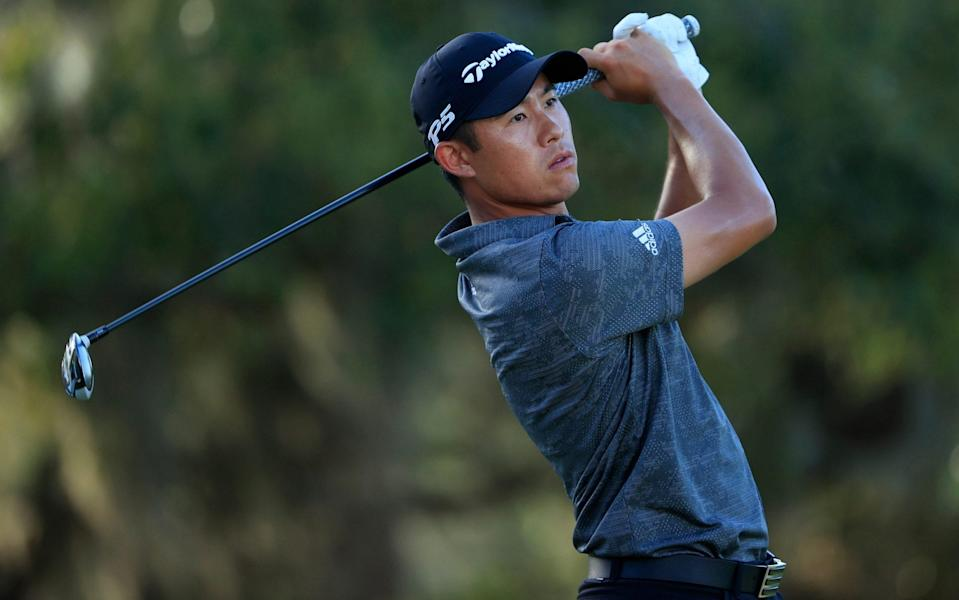 Collin Morikawa shoots final round 69 to win WGC Workday Championship - GETTY IMAGES