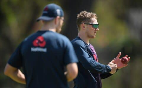 <span>Dom Bess is now England's only recognised spinner</span> <span>Credit: getty images </span>