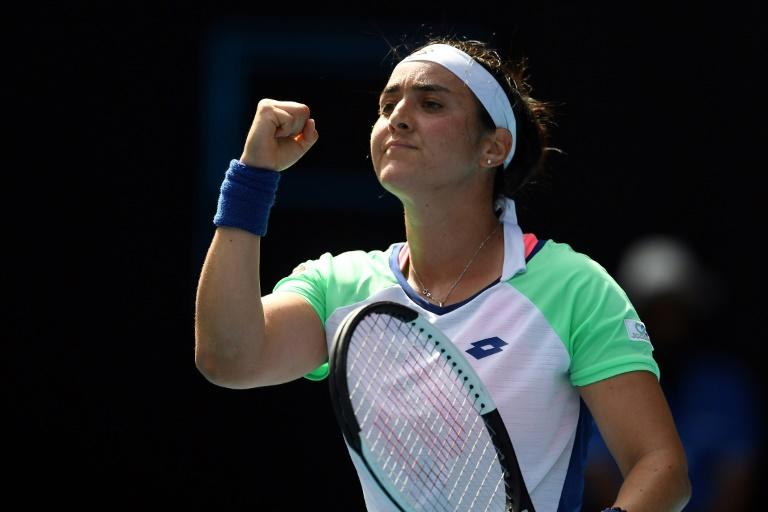 Ons Jabeur is the first Tunisian woman to win a main-draw match at the Australian Open